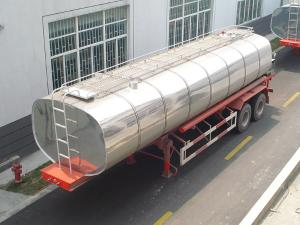 Asphalt Transport Tank